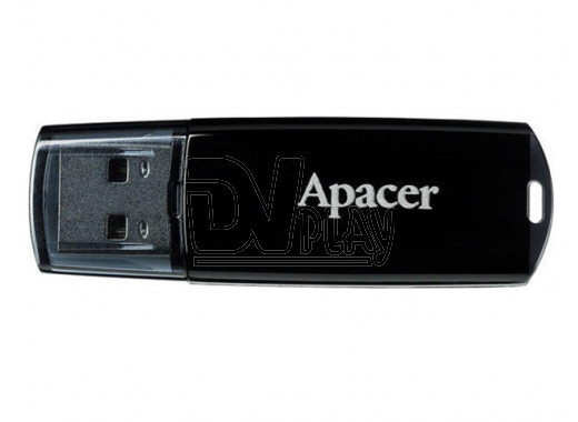 USB Flash 16Gb Apacer AH322 черная