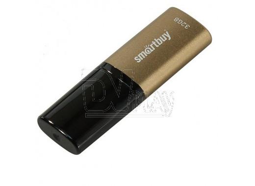 USB Flash 32Gb Smart Buy X-Cut коричневая