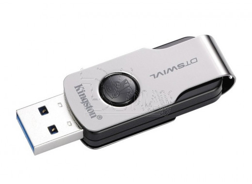 USB Flash 64Gb Kingston Data Traveler Swivl металл 3.0