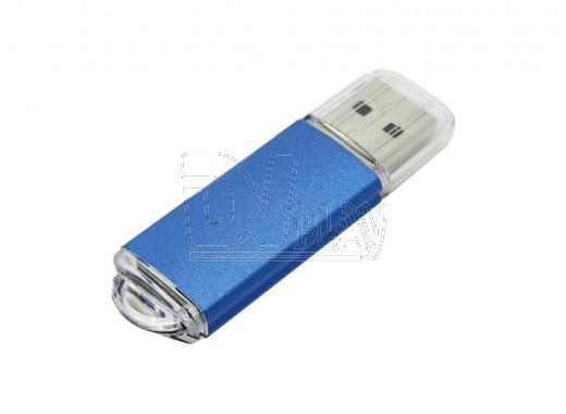 USB Flash 64Gb Smart Buy V-Cut синяя 3.0