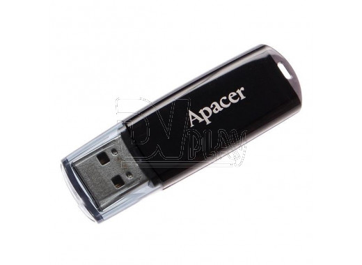 USB Flash 8Gb Apacer AH322 черная