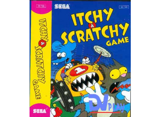Itchy & Scratchy (16 bit)