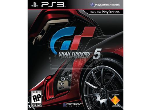 Gran Turismo 5 (с поддержкой 3D, русская версия) (PS3)