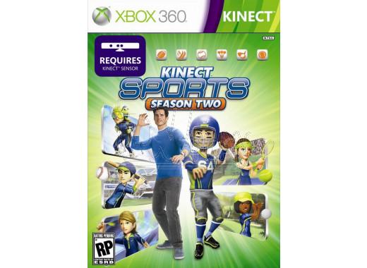KINECT Sports 2 (XBOX 360)