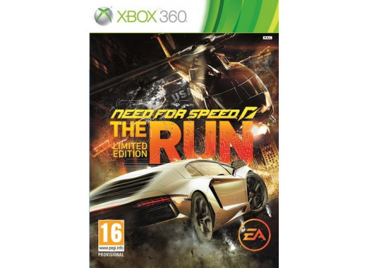 NFS The Run Limited Edition (русская версия) (XBOX 360)