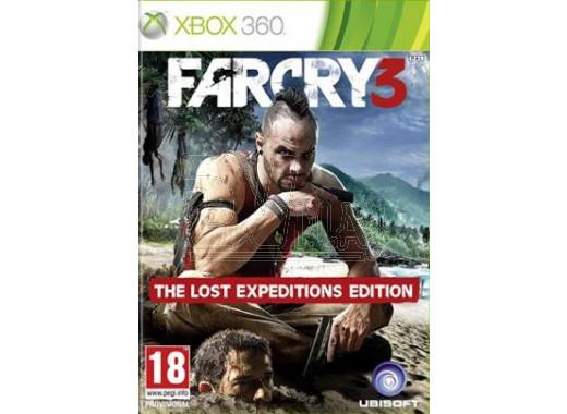 Far Cry 3 (русская версия) (XBOX 360)