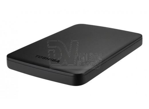 Внешний диск 1 TB Toshiba Canvio Basics USB 3.0 черный