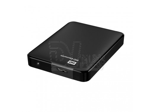 Внешний диск 2 TB WD Elements Portable USB 3.0 черный