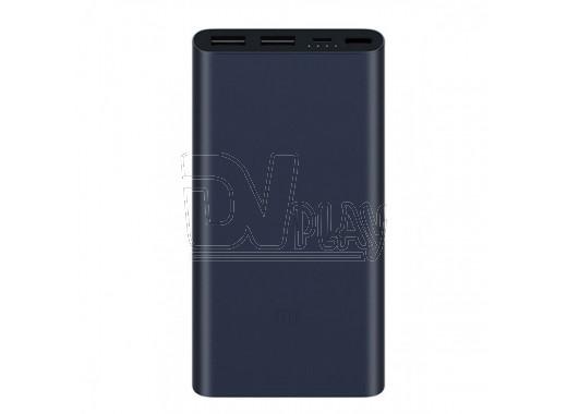 Xiaomi Mi Power Bank 2i (10000 mAh) черный