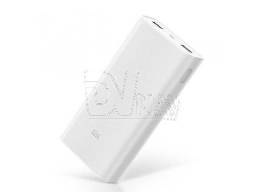 Xiaomi Mi Power Bank 2С (20000 mAh) белый