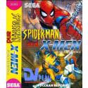 Spider Man 3 vs X-Men (16 bit)
