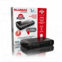 Цифровой ресивер LUMAX 1106HD с дисплеем + кабель 3RCA
