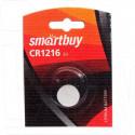 Элемент питания Smartbuy CR1216
