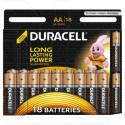Duracell LR6 AA BP18 упаковка 18шт