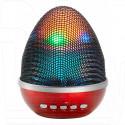 WS-1802 портативная акустика с эффектом цветомузыки