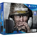 PlayStation 4 Slim 1TB + Call of Duty WWII