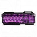 Клавиатура игровая Dialog KGK-25U Gan-Kata черная с подсветкой