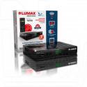 Цифровой ресивер LUMAX 3206HD с дисплеем + кабель 3RCA, WI-FI в комплекте и Кинозал