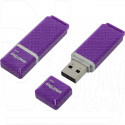 USB Flash 32Gb Smart Buy Quartz фиолетовая