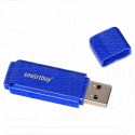 USB Flash 32Gb Smart Buy Dock синяя