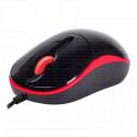 Мышь Smartbuy 343 USB черно-красная