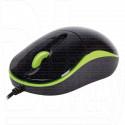 Мышь Smartbuy 343 USB черно-зеленая