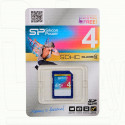 SDHC 4Gb Silicon Power Class 10