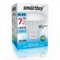 Светодиодная Лампа Smartbuy Gu5,3 7Вт белый свет