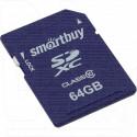 SDXC 64Gb Smart Buy Class 10