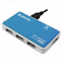 USB HUB Defender Quadro Power