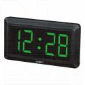 Часы электронные VST 780-4 настенные ярко-зеленый