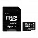 microSD 8Gb Apacer Class 10 UHS-1 с адаптером