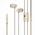 Гарнитура Harper HV-806 золотая