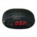 VST 908-1 часы настольные с красными цифрами