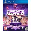 Agents of Mayhem. Издание первого дня (русские субтитры) (PS4)