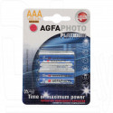 Agfa Photo Platinum LR03 BL4 упаковка 4шт