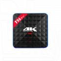 Андроид мини ПК T96 4K +  пульт