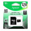 microSD 128Gb Apacer Class 10 UHS-I с адаптером