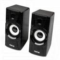 Dialog Stride AST-10UP акустика 2.0 черная