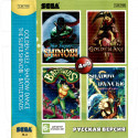 4в1 Golden Axe 2+Shadow Dancer+Super Shinobi+Battletoads