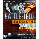 Battlefield Hardline (русская версия) (PS3)