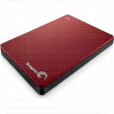 Внешний диск 2 TB Seagate Backup Plus Slim USB 3.0 красный