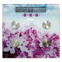 Электронные весы напольные BBK BCS7000 фиолетово-розовые