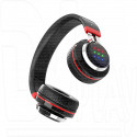 Гарнитура полноразмерная Borofone BO8 (Bluetooth, microSD) черная