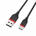Кабель USB A - USB Type-C (1 м) Borofone BX17