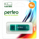 USB Flash 16Gb Perfeo C13 зеленая