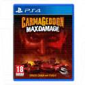 Carmageddon: Max Damage (3D обложка,русские субтиры) (PS4)