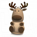 USB Flash 8Gb Smart Buy NY series Олень Caribou-Q