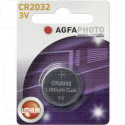Agfa Photo CR2032 BL1