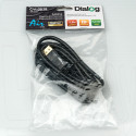 Кабель Displayport - Displayport 1,8 м Dialog